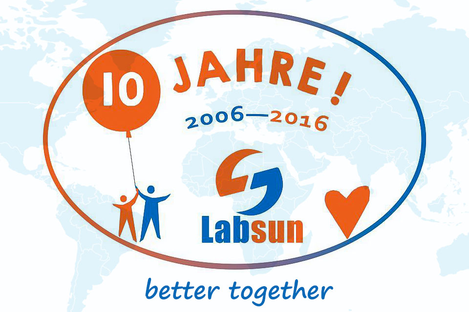 The 10th Anniversary of Labsun