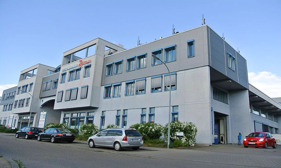 Labsun Headquarters in Karlsruhe